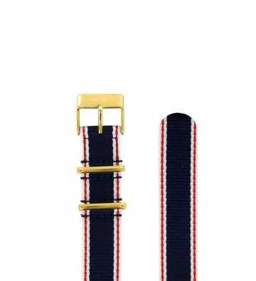 bracelet nato textile tennis
