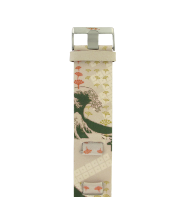 bracelet de montre kaki